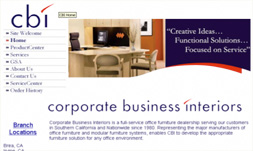 CBI (Corporate Business Interior)